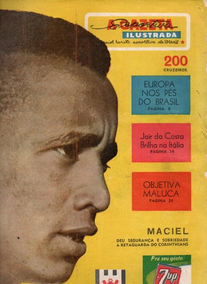 A Gazeta Esportiva Ilustrada Nº 281, De Julho De 1965