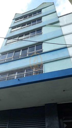 Prédio  Localizado(a) No Bairro Vila Mathias Em Santos / Santos  - 6852