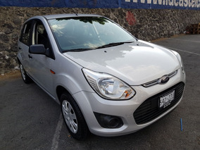 Ford Fiesta Ikon 2014mt Único Dueño Como Nuevo, Serv De Age