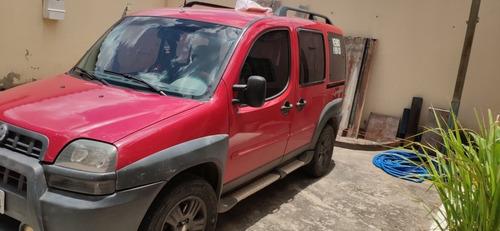 Fiat Doblo 2005 1.8 Adventure 5p