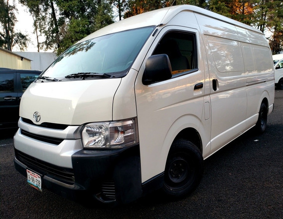 Toyota Hiace 2.7 Panel Super Larga Mt 2018