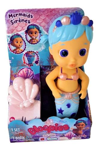 Muñeca Bloopies Sirena Lovely - Art91726 Next Point