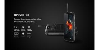 Celular Blackview Bv9500 4g 64gb 10000mha Gps Integrado New