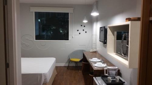 Investimento Ou Moradia: Flat No Centro De São Paulo Fora Do Pool - Sf25511