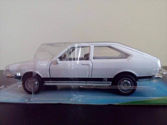 Miniatura Passat Branco Carros Do Brasil Ii Raro