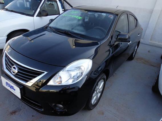 Nissan Versa 1.6 Sl Mecanico