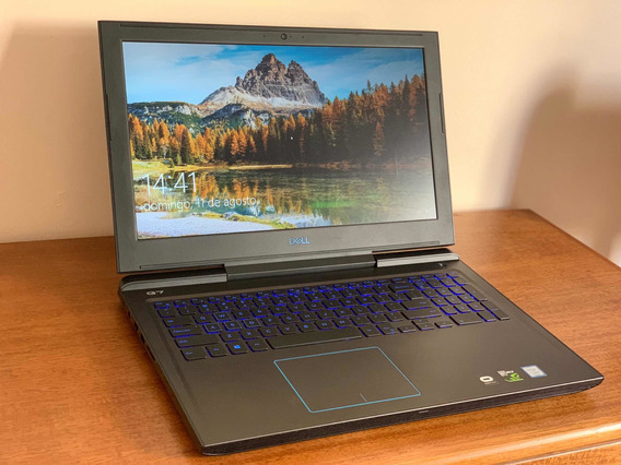 Dell G7 (notebook Gamer)