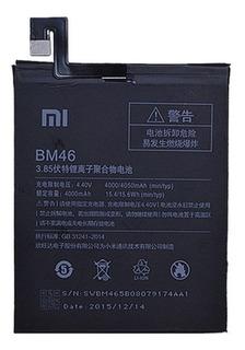 Bateria Xiaomi Redmi Note 3 Bm46 Garantida ® Tecnocell Uy