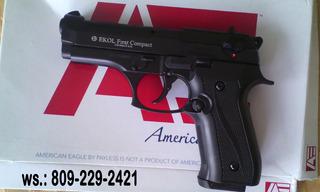 Pistola De Fogueo Ekol No Letal