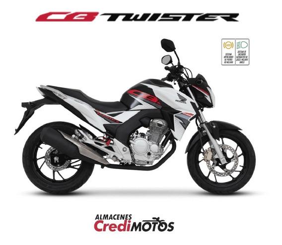Honda Cb Twister 250 Entrega Inmediata De Contado Obsequios