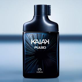 Desodorante Colônia Kaiak Pulso Masculino Natura 100ml