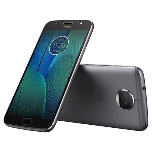 Smartphone Motorola Moto G5s Plus Dtv Platinum 5,5  Android