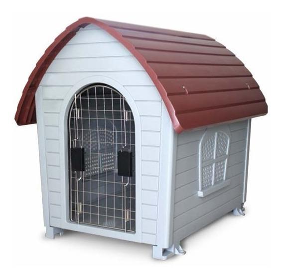 Casa Perro Sunny Térmica Puerta Metal 117x82x114cm Sdh504