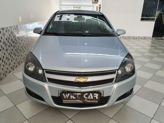 Chevrolet Vectra Gtx 2.0 Flex 2011 Prata Automático