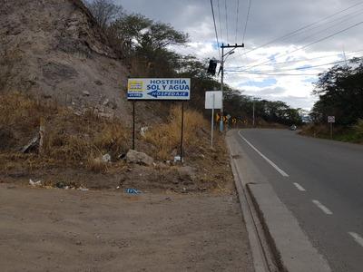 Terreno En Yunguilla Totalmente Plano Excelente Zona