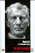 Beckett - El Infatigable Deseo, Alain Badiou, Arena