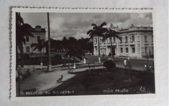 Cartão Postal João Pessoa Palácio Do Governo Paraíba