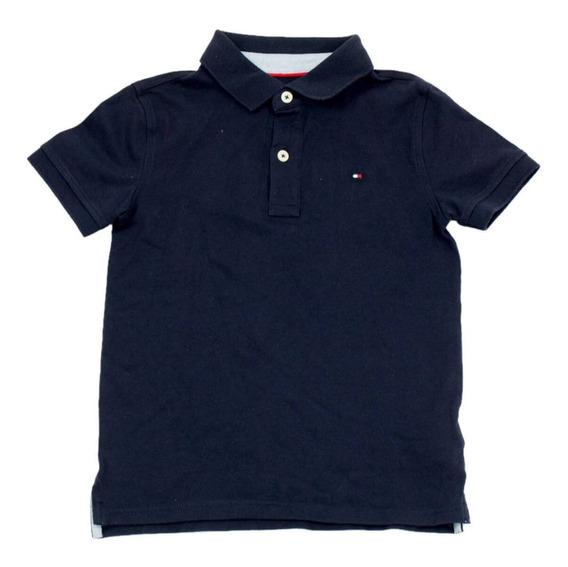 Camisa Polo Infantil Masculina Tommy Hilfiger