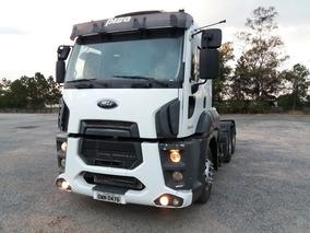 Ford Cargo 2842 6x2 2013 Automático!