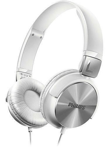 Fone De Ouvido Shl3160wt Branco - Philips Usado
