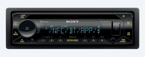 Reproductor De Cd Sony Tecnología Mexn5300bt Bluetooth Nuevo