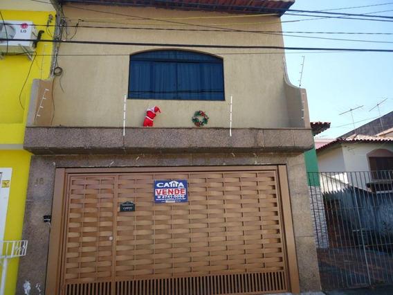Sobrado Com 4 Dormitórios À Venda, 300 M² Por R$ 500.000 - Parque Do Carmo - São Paulo/sp - So9467