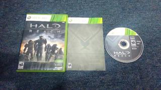 Halo Reach Completo Para Xbox 360,funcionando Perfectamente
