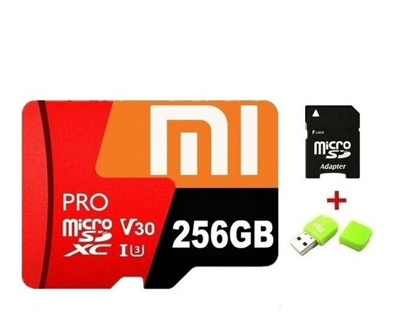 Cartão De Memória Microsd 256gb Classe 10 Original Pro