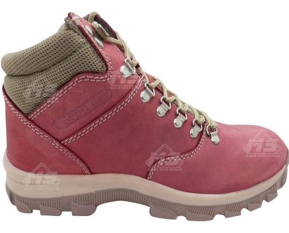 Bota Zapato Capriural 405 Calzado Industrial Con Y Sin Casco