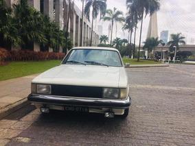 Chevrolet Caravan Comodoro 4cc Placa Preta Dh