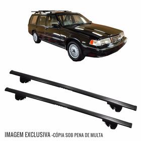 Rack Travessa Volvo V90 97 E 98 Eqmax 6181 Preto