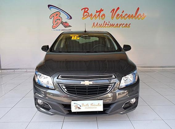 Chevrolet Onix 1.4 Mpfi Ltz 8v Flex 4p Automático 2016
