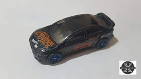08 Lancer Evolution Super Treasure Hunt 2015 Hot Wheels