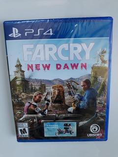 Far Cry New Dawn Juego Ps4 Nuevo Y Sellado En Español
