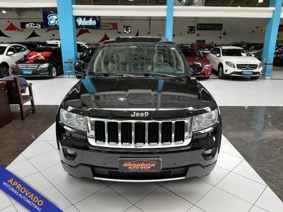 Jeep Grand Cherokee 3.6 V6 4x4 Limited 4p Automático