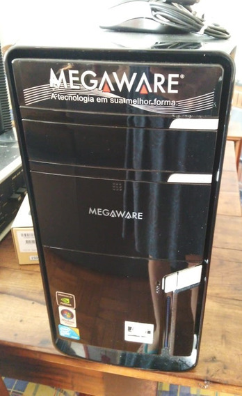 Pc Megaware Windows 7 Ultimate Procesador Intel Core 2 Duo