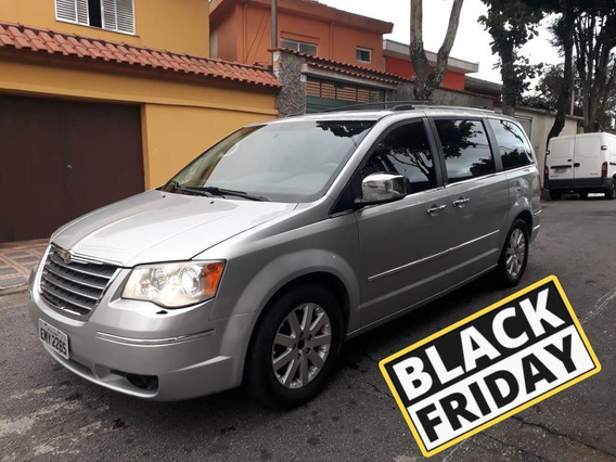 Chrysler Town & Country 2009 Limited Oferta Black Friday