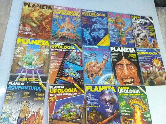 Revista Planeta , Várias.