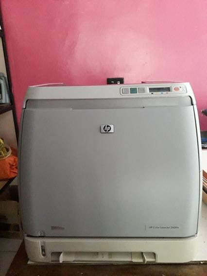 Impresora Hp Color Laserjet 2600n