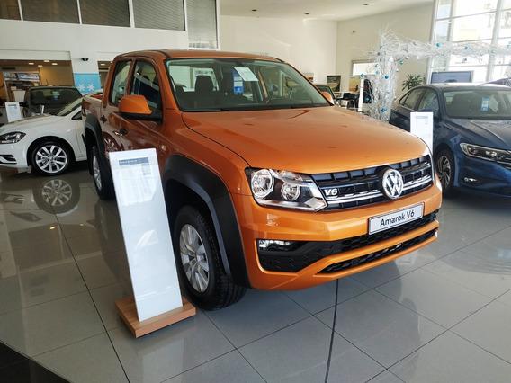 Volkswagen Amarok V6 Comfortline 3.0 4x4 Aut Naranja Mogl