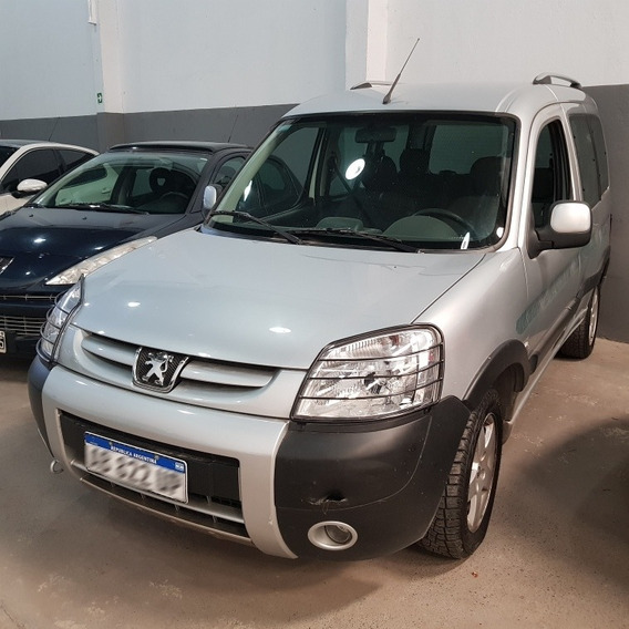 Peugeot Partner Patagónica 1.6 Vtc Plus 2017