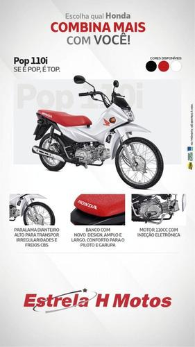 Consórcio Solução - Honda Pop 110i