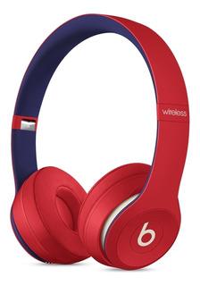 Audifonos Beats Solo 3 Edicion Especial - Rojo Club