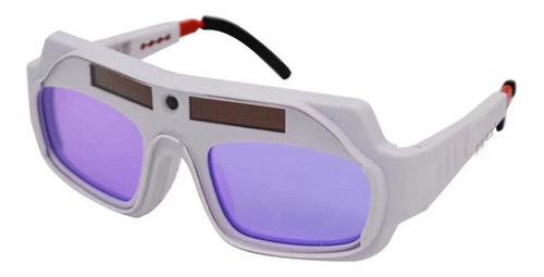 Gafas De Soldar Eléctricas De Luz Variable Automática Gafas