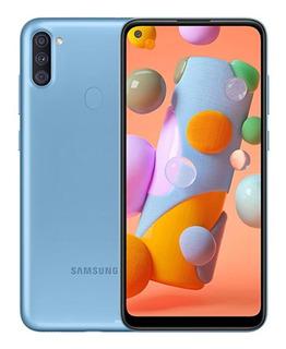 Celular Samsung A11 6,4 4.000mha, Carga De 15w Rapida