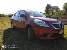 Nissan Versa 1.6 Sense 5vel Mt