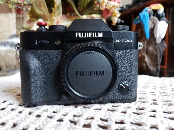 Fuji Xt20 Xt-20 - Não É A Xt2 Fujifilm