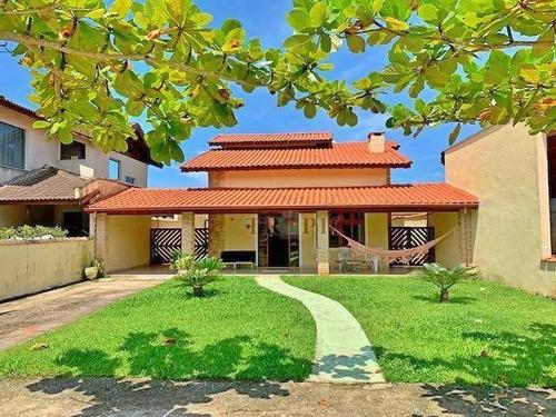 Casa Com 5 Dormitórios À Venda, 240 M² Por R$ 800.000,00 - Morada Da Praia - Bertioga/sp - Ca0212