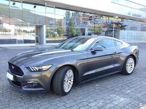 Ford Mustang 2.3 Ecoboost Mt Con Tenecia 2019 Y Seguro.