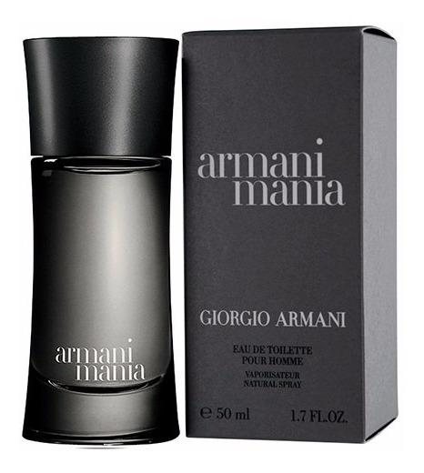 Perfume Inspirado Armani Mania 100 Ml Masculino